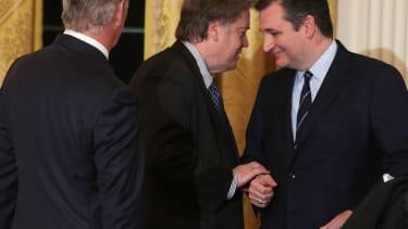 Ted Cruz wants the GOP to ignore the Senate parliamentarian