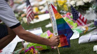 Pulse Nightclub memorial.