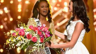 Miss USA Deshauna Barber.