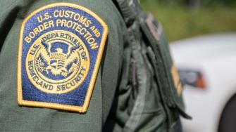 U.S. Border Patrol agent.