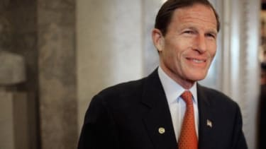 Sen. Richard Blumenthal (D-Conn.) has an estimated personal wealth of $95 million, making him the wealthiest Senate freshman in the 112th Congress.