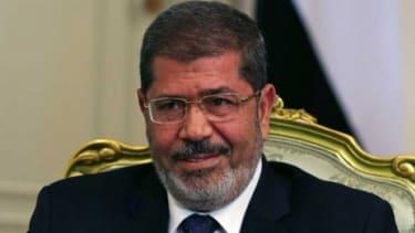 Egyptian President Mohamed Morsi claimed sweeping new powers on Nov. 23.