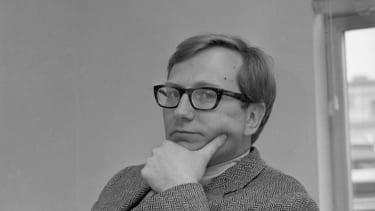 Journalist Seymour Hersh, 1970.