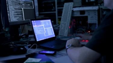 Hacker group Anonymous reportedly aims to take down child porn sites and those who use them.