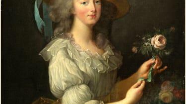 Vigée Le Brun's 'Marie Antoinette en Chemise' (1783).