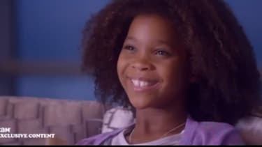 It's a hard-knock life for Quvenzhané Wallis in the new Annie trailer