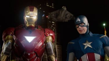 Watch a leaked scene from Avengers: Age of Ultron