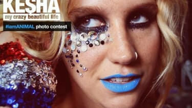 Pop star Ke$ha's story is an impressive one. The 26-year-old rose from impoverished roots to international superstardom.