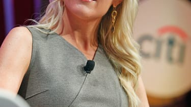 Megyn Kelly at Fortune's Most Powerful Women Summit.