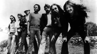 The Doobie Brothers in the 1970s.