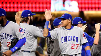 Cubs beat Dodgers, pull ahead 3-2 in NLCS