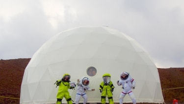 Six 'astronauts' are wrapping up a mission to Mars, via Hawaii