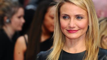 Yes, Cameron Diaz is naked in Sex Tape
