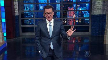 Stephen Colbert talks health care