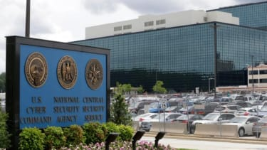 The NSA campus in Fort Mead, Md.