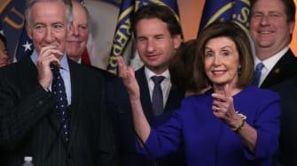 Nancy Pelosi celebrates USMCA deal