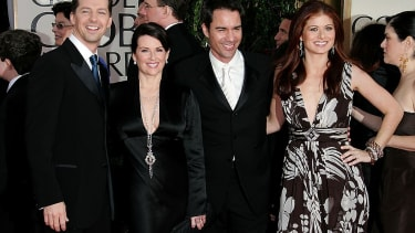 Will and Grace cast will reunite for reboot.