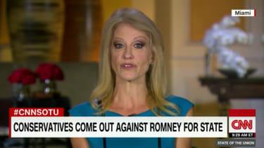Kellyanne Conway on CNN