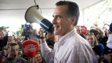 The Mitt Romney-aligned super PAC Restore Our Future fueled Mitt's surge in Florida by paying for more than 12,000 commercials.