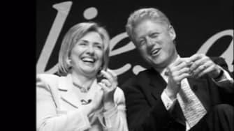 Trump's latest attack ad on Clinton.