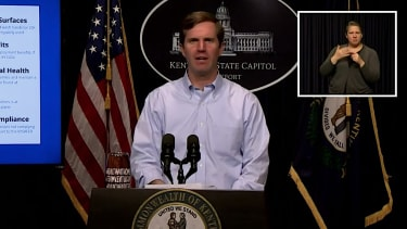 Kentucky Gov. Andy Beshear