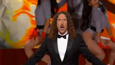 Watch Weird Al parody all of your favorite TV show themes
