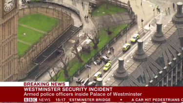 London attack.