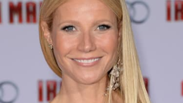 Gwyneth Paltrow: Obama is 'so handsome that I can't speak'