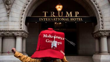 Trump International Hotel.