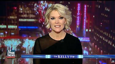 Megyn Kelly says farewell to Fox News