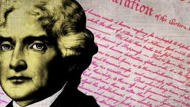 Thomas Jefferson.