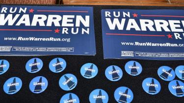 Run Warren Run promotional materials