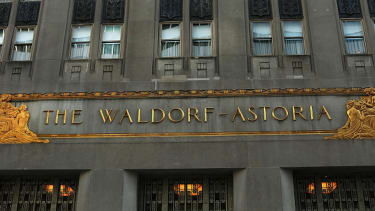 NYC's landmark Waldorf Astoria hotel to sell for almost $2 billion