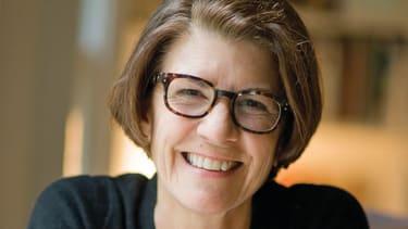 Author Amy Dickinson.