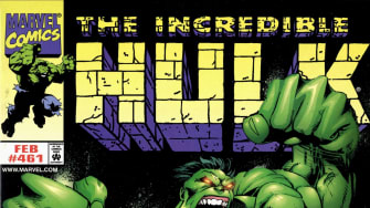 The Incredible Hulk, 2003.