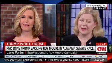 Roy Moore spokesperson.