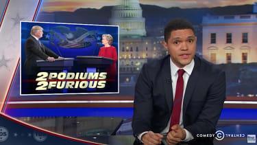 Trevor Noah uncovers Donald Trump's big debate weakness