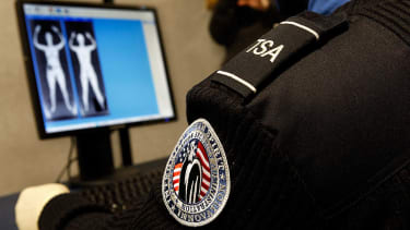 TSA security.