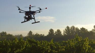 Drones are innovating the way we map the world.