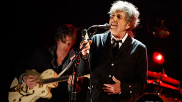 Bob Dylan's handwritten lyrics to 'Like a Rolling Stone' sell for $2 million