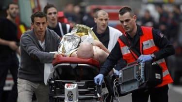 Police: 3 gunmen are responsible for Charlie Hebdo attack