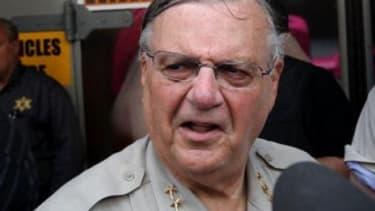 Joe Arapio.