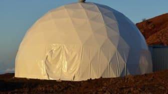 NASA dome