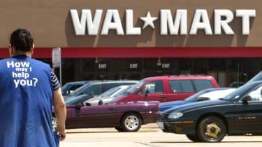 A Walmart in Illinois