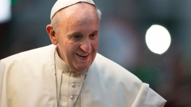 Pope Francis unveils his top 10 secrets to happiness