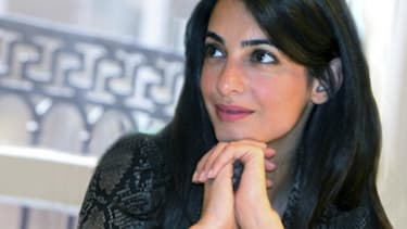 Meet George Clooney's fiancée, Amal Alamuddin