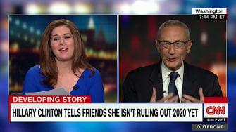 Hillary Clinton isn't running again in 2020