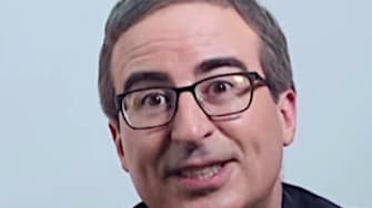 John Oliver on voting by mail