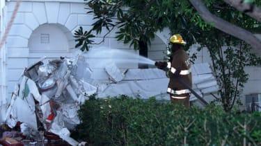 White House plane crash, 1994