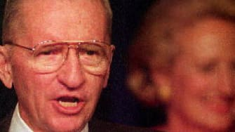 Ross Perot in 1992.